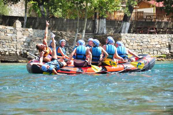 // White Water Rafting  Belek