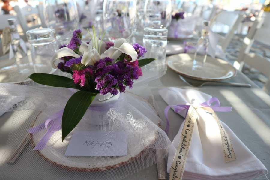 Destination Platanias 5 år Träbröllop