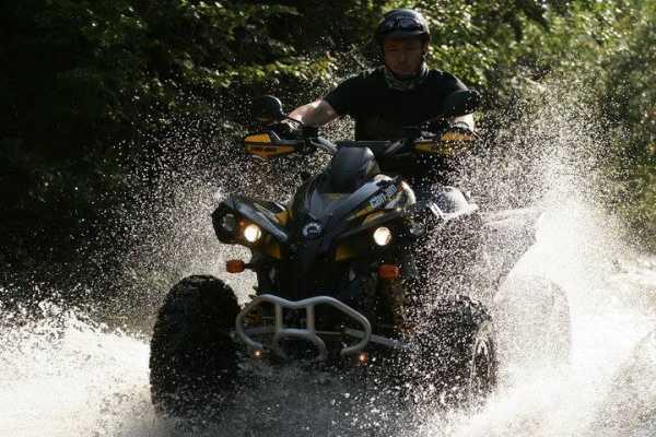 // Quad Bike Safari Belek