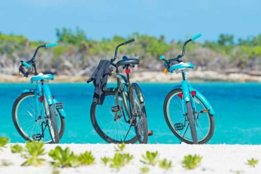 Eleuthera Adventure Tours Ltd. Bicycling Rock Sound Tour