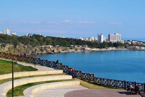 // Antalya City & Waterfalls Tour From Belek