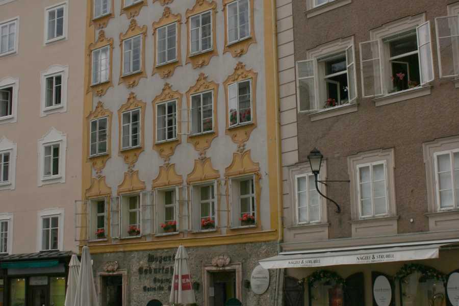 """Kultur Tourismus Salzburg Private Fußführung durch Salzburgs Altstadt  -  """"Salzburg, ein buntes Bild"""""""