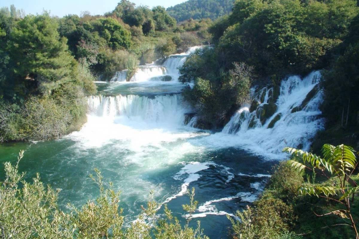 Sugaman Tours NP Krka Tour from Omis