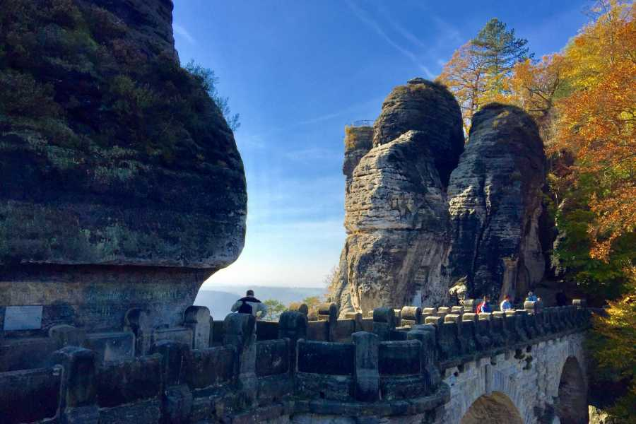 More Than Prague SAXSON SWITZERLAND & BASTEI BRIDGE