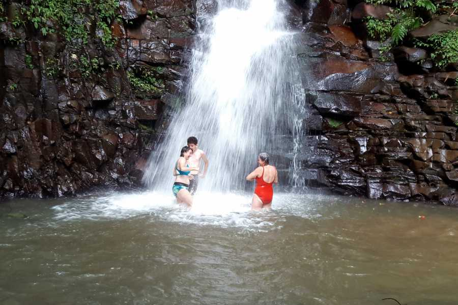 Eco Adventures Saint Lucia Tours EN BAS SAUT / EDMOND FOREST WALK / BIRD-WATCHING / RAIN-FOREST HIKE