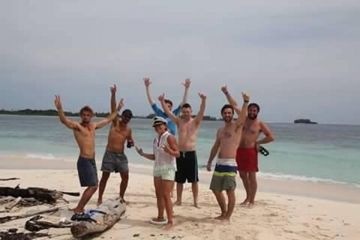 Cacique Cruiser BOAT TO PANAMA - Gitano Del Mar Catamaran