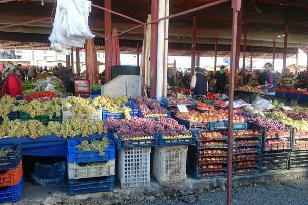 // Manavgat Grand Bazaar & Historical Side Tour From Belek