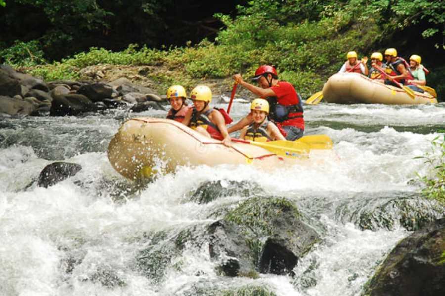 Tour Guanacaste Tenorio River Rafting Trip