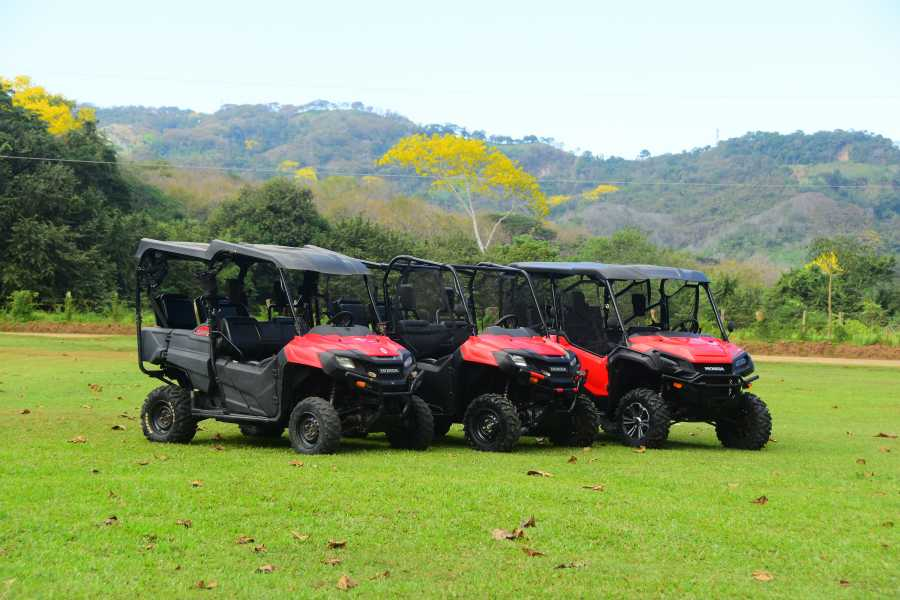 Tour Guanacaste Jungles and Mountains Buggy Tour