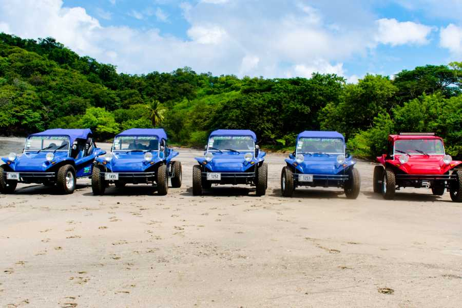 Tour Guanacaste Coastlines & Beaches Buggy Tour