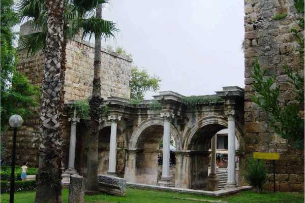 // Antalya City & Waterfalls Tour From Lara