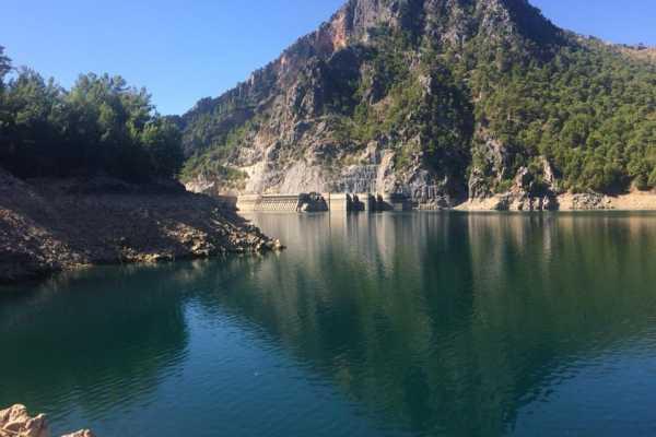 // Green Canyon from Lara