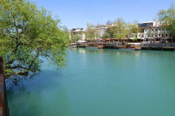// Manavgat local market  & River boat trip & Waterfall from Lara