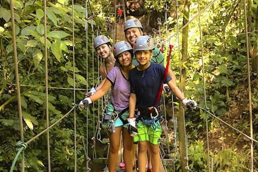 Tour Guanacaste Arenal Zip-Lines & Hanging Bridges