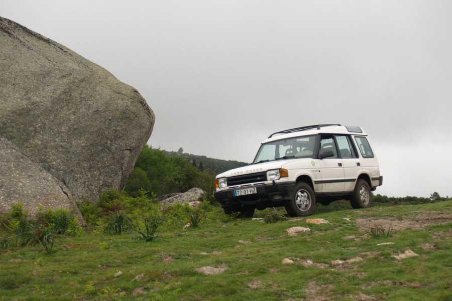 Gerês Holidays Jeep Tour