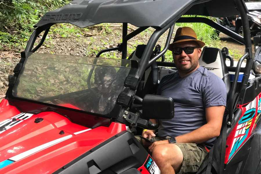 Tour Guanacaste Beach Buggy and Catamaran Tour