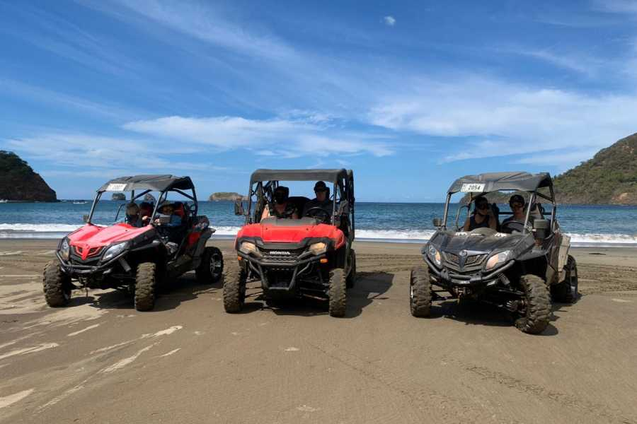 Tour Guanacaste Buggy & Catamaran Tour