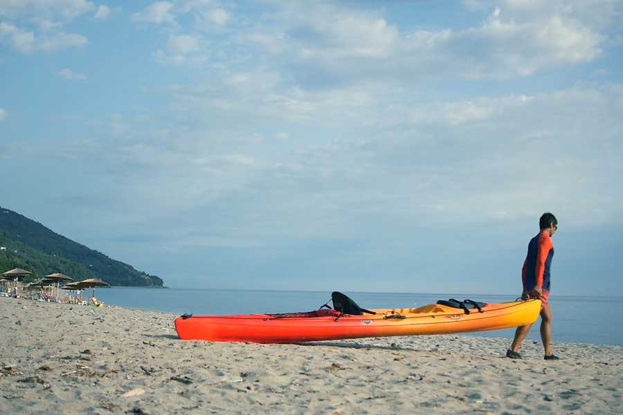 "Visit Greece Travel Sea Kayaking Tour ""Short Paddle"""