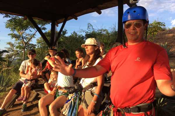 Black Stallion Canopy/Zip Line Tour