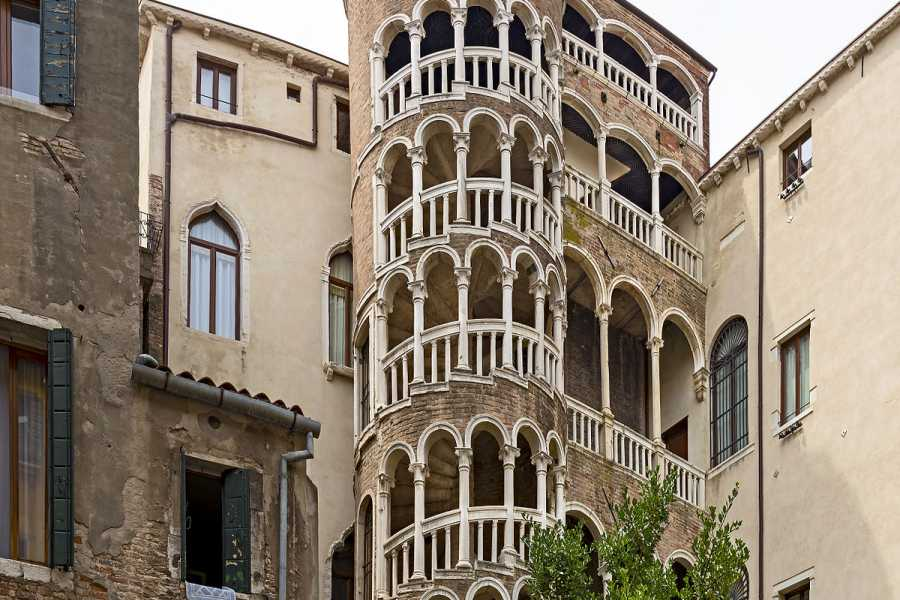 Italian Event Better THE BOVOLO'S SPIRAL STAIRCASE (private)
