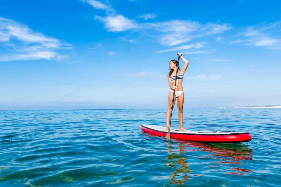 Tour Guanacaste Stand Up Paddle Board Tour