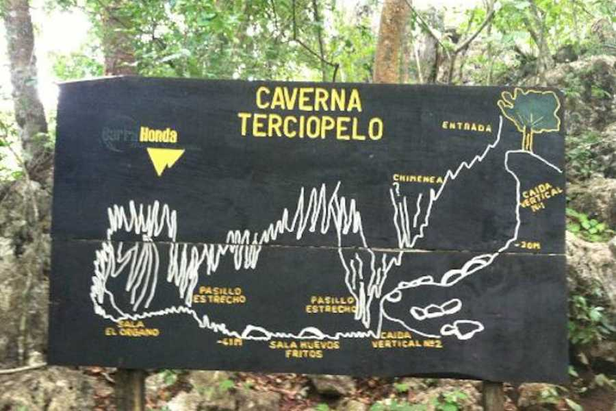 Tour Guanacaste On-Line Barra Honda Cavern Decent