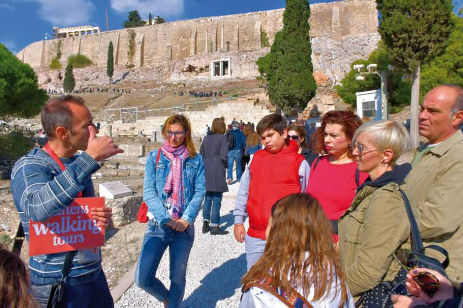 Visit Meteora Athens City Tour, Acropolis, Ancient Agora and the Agora Museum Tour