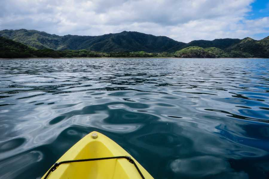 Tour Guanacaste Kayak, Paddle Board, Snorkel Beach Combo