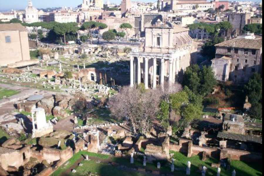Real Rome Tours Best of Rome Small Group Half-Day Tour