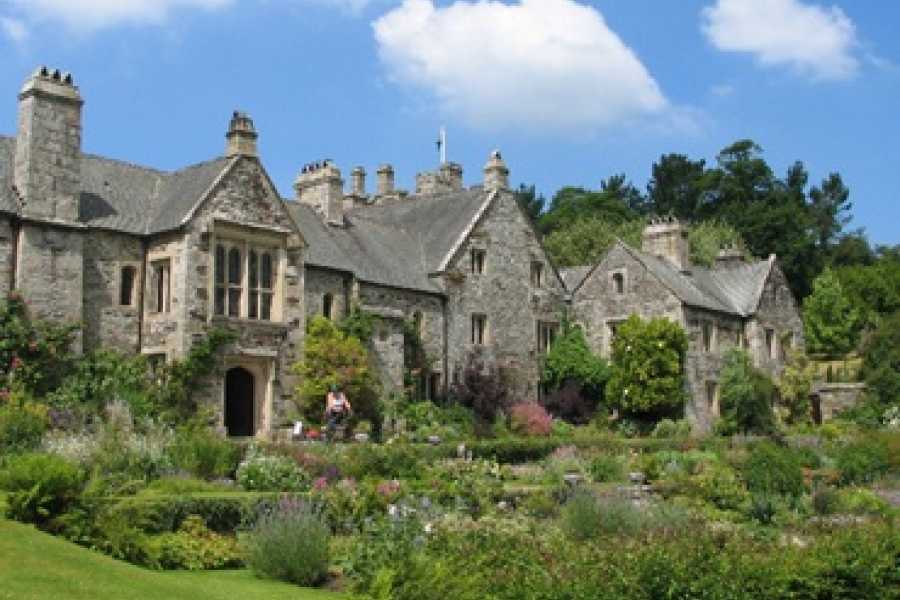Oates Travel St Ives COTEHELE HOUSE & GARDENS, MONDAY 7TH MAY