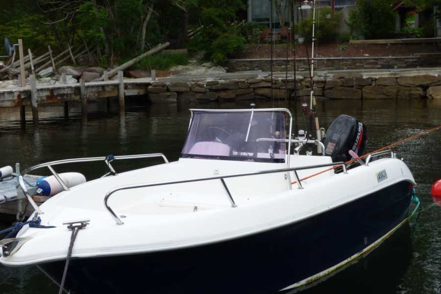 Hardanger Feriesenter AS Bootverhuur - 60 ps vissersboot