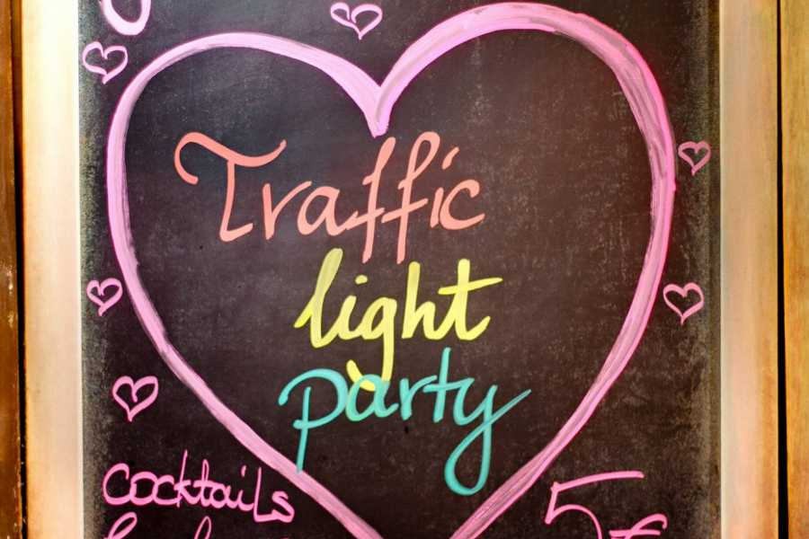 Best of Rome Ltd. St. Valentine's Day Traffic Light Party