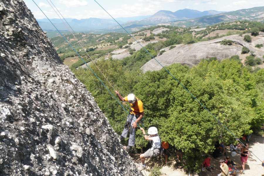 Visit Meteora Meteora Rock Climbing