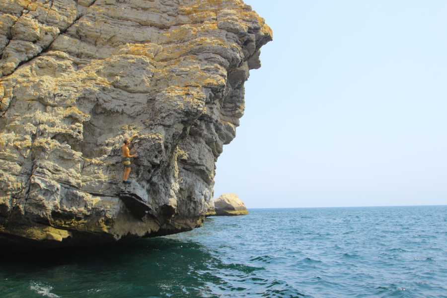 Absolute Adventure Deep Water Soloing- Full Day