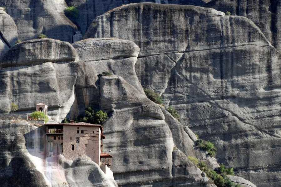 Visit Meteora Hiking Meteora's Caves
