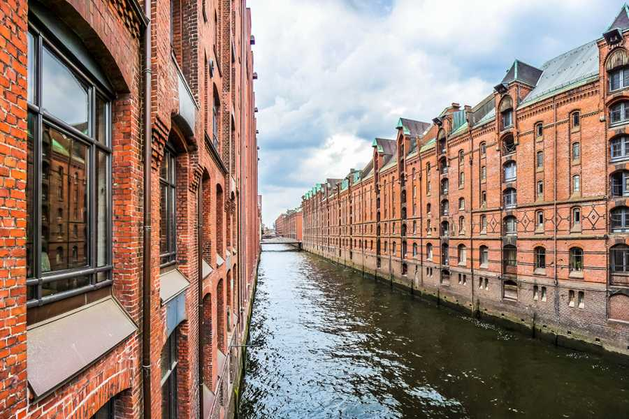 SANDEMANs NEW Hamburg Tours Speicherstadt und HafenCity Tour