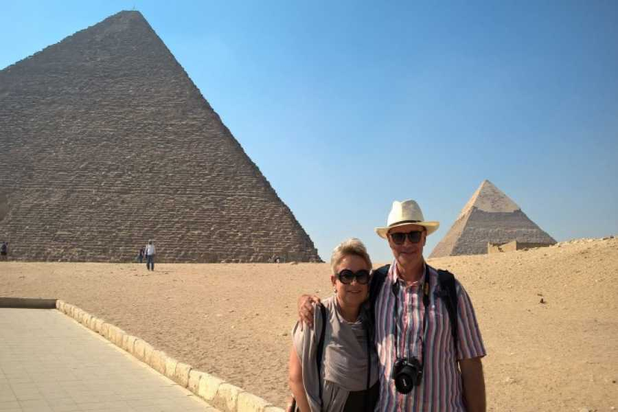 Marsa alam tours Excursion de deux jours au Caire au départ de Sharm El Sheikh en avion