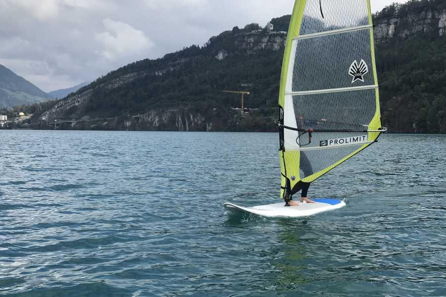 URI ADVENTURE - AF Sport GmbH Windsurfen - Einsteigerkurs 2