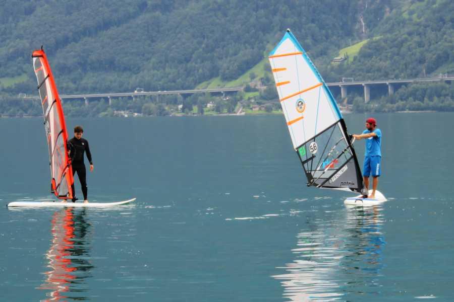URI ADVENTURE - AF Sport GmbH Windsurfen - Schnupperkurs