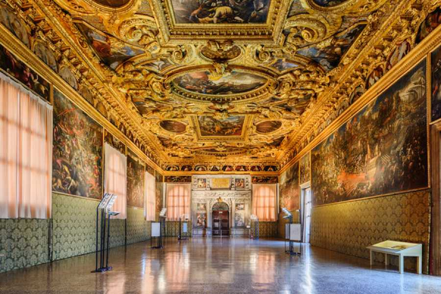 ACCORD Italy Smart Tours & Experiences BASILICA DI SAN MARCO E PALAZZO DUCALE - TOUR PRIVATO