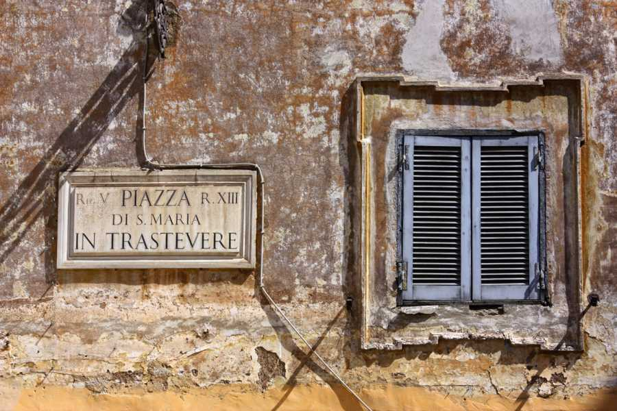 Real Rome Tours Trastevere and Jewish Ghetto Private Tour