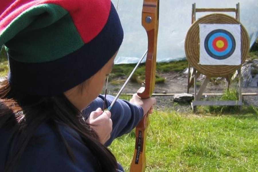 Velkommen til Vaset Archery