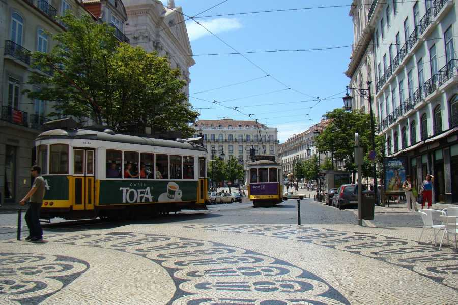 The Rogue Historians Lisbon Private: Essential Lisbon