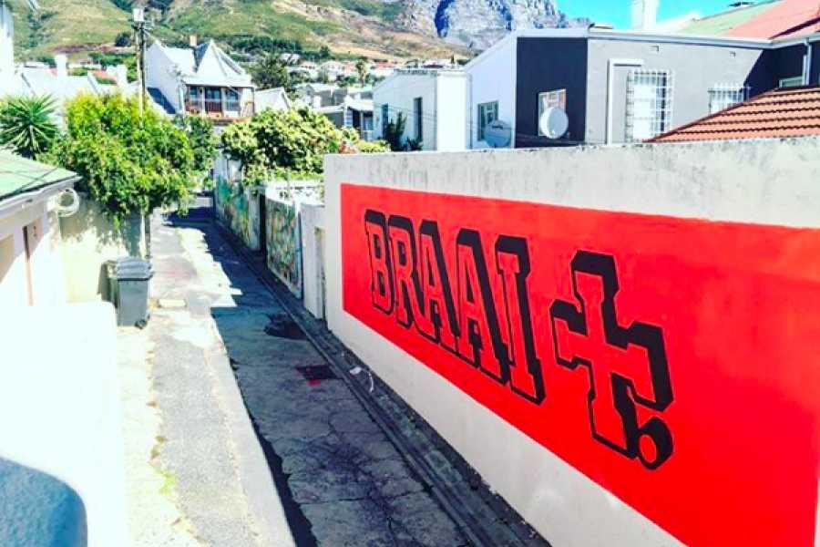 Toerboer Cape Town Art Tour