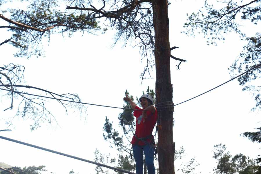 Gerês Holidays Adventure Field - Tree Climbing