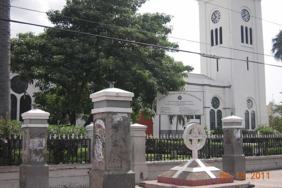 Walkbout International LLC Culture & History - Jamaica:The Walkbout Kingston Church Tour #1