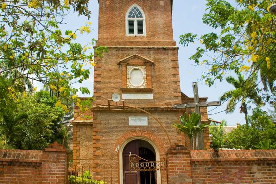 Walkbout International a Blackslate Holdings Group Limited Company The Walkbout St. Andrew Church Tour #2