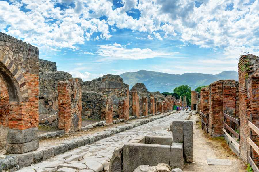 Real Rome Tours Pompeii and Amalfi Coast Private Tour