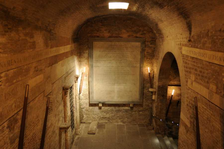 Real Rome Tours Underground Rome Private Tour