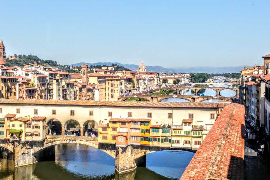 Keys of Florence Walk with David: Florence Half Day Accademia Gallery and 2-hours walking guided tour